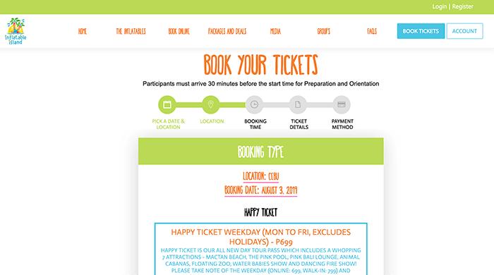Happy Beach Cebu價格, 費用, 門票, 線上訂票