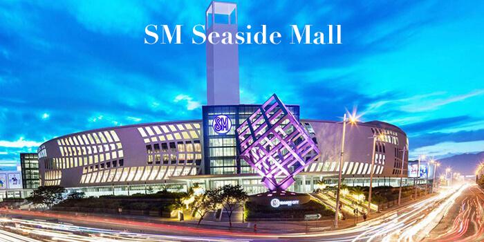 SM Seaside Mall, 宿霧最大的百貨公司