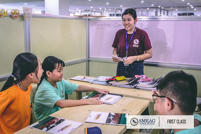 SMEAG國際學校, 菲律賓國際學校, SMEAG GLOBAL SCHOOL