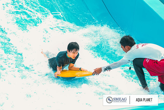 青少年海外遊學, 菲律賓學英文, 假日旅遊