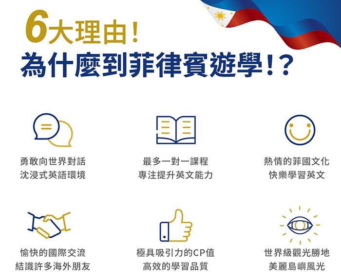 為什麼要去菲律賓遊學, 菲律賓學學優點, 海外遊學推薦