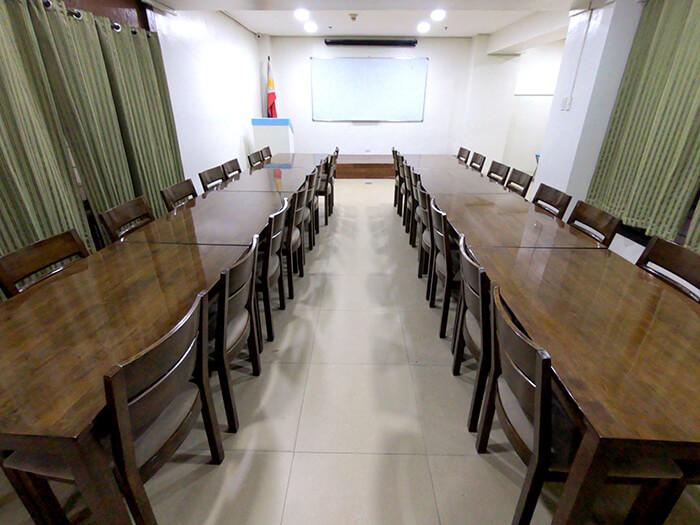 WYL 語言學校 , 會議廳, 活動教室