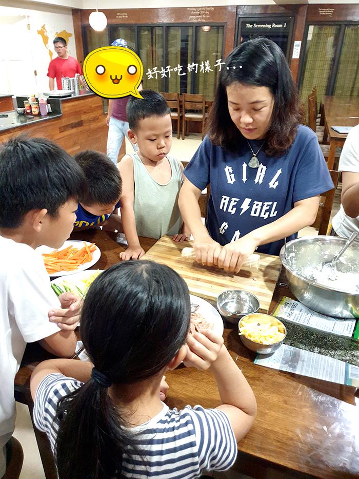 烹飪體驗活動, 大人小孩一起動手做