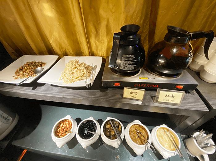 新北投, 山樂溫泉早餐
