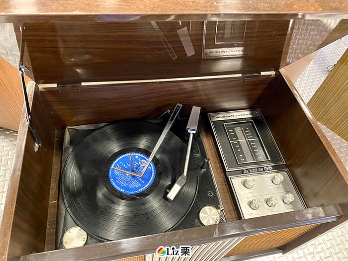 三重黑膠唱片展,音樂圖書館