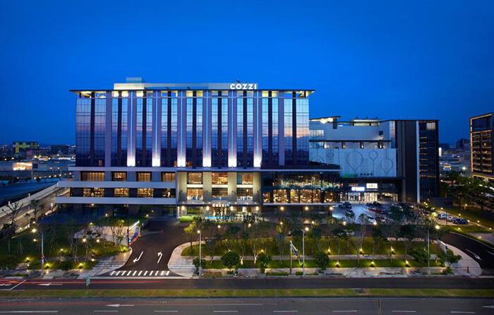 cozzi blu 合逸飯店