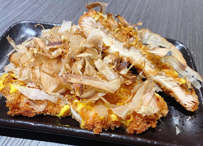 大阪柴魚雞排,厚片雞排