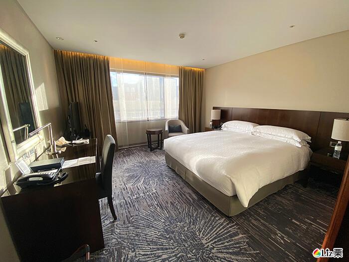 台北喜來登大飯店,來來大飯店,雙人床