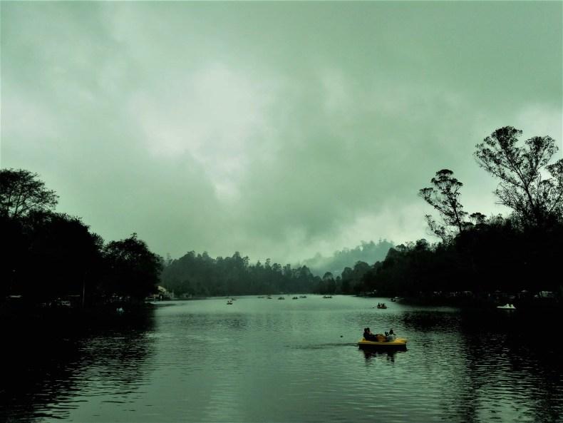 Kodai Lake Boating