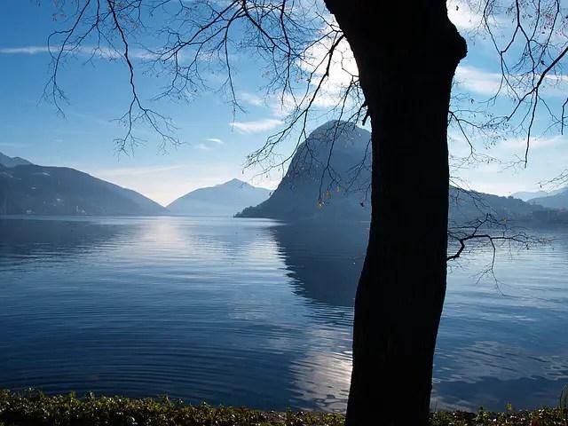 Lugano Lake View