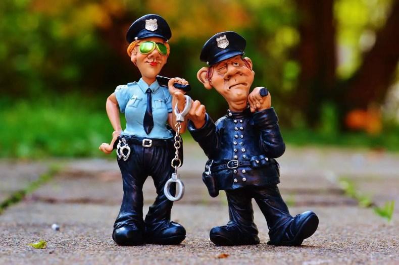 Polizia, Italy