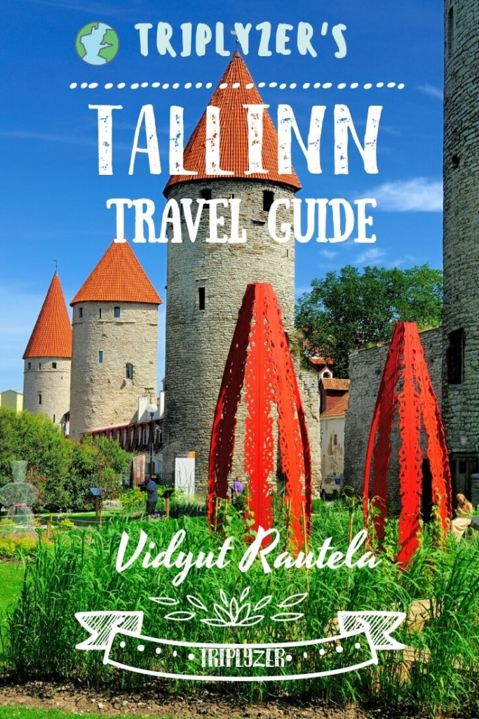 Tallinn Travel Guide Pinterest