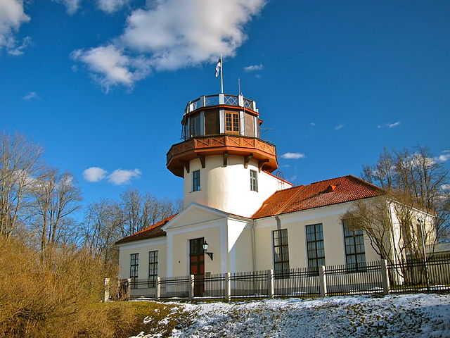 Tartu Old Observatort, Toome Hill