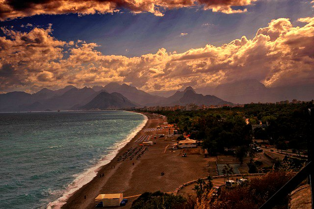 Antalya, the beautiful Coastline