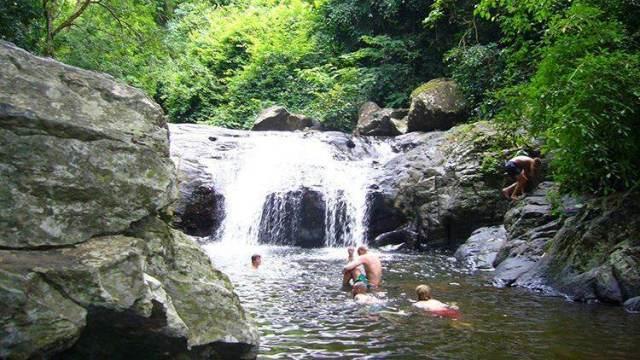 Pa-La-U waterfall