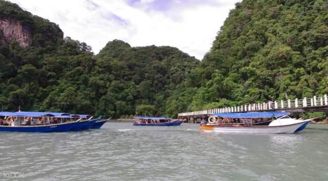 Boat Tour Langkawi