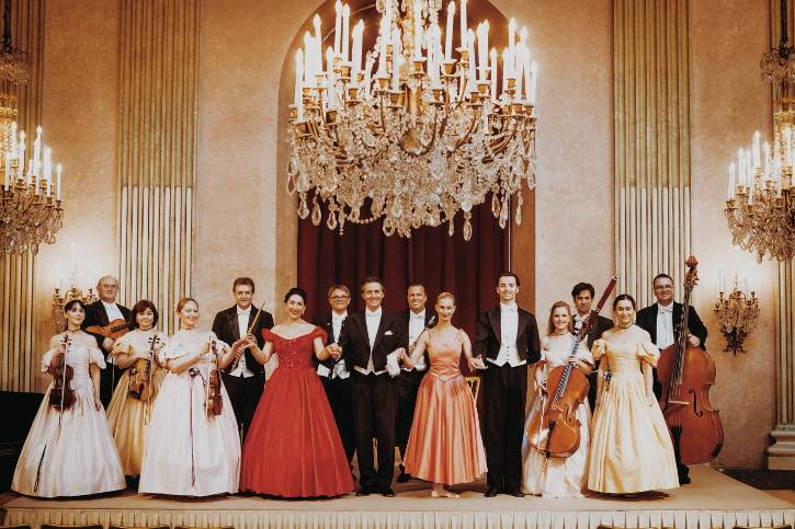 Vienna Residence Orchestra Concert