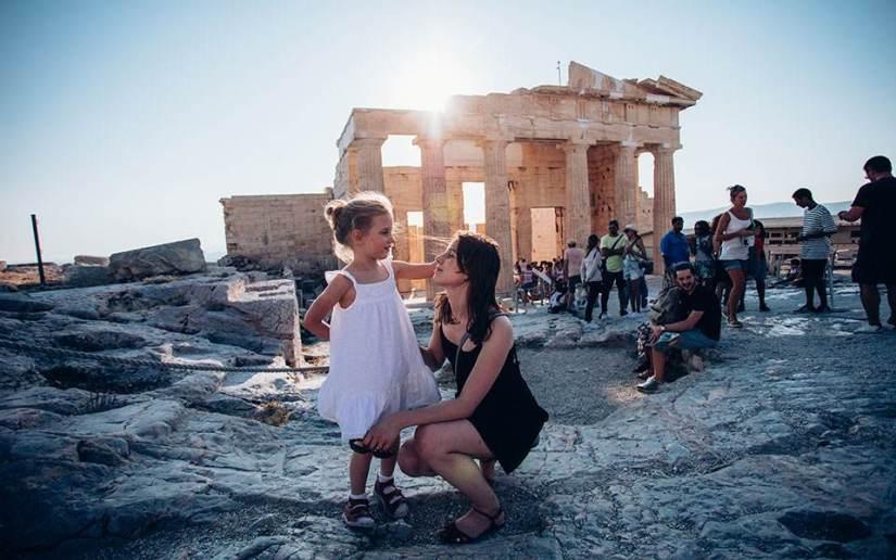 Athens and kids