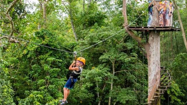 Langkawi Zipline Adventure