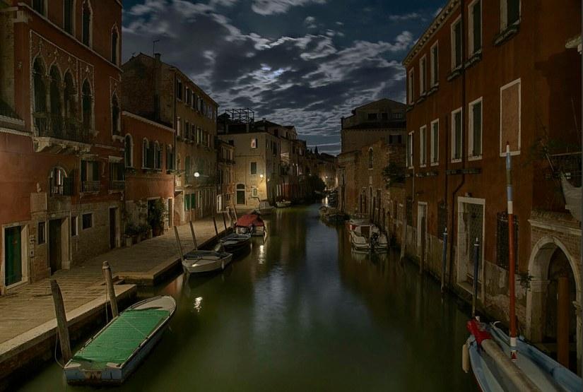 Cannaregio Night