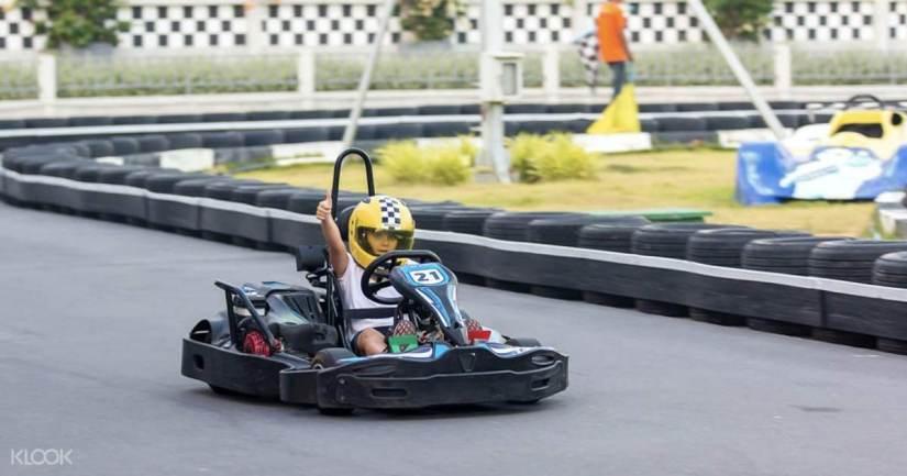 Koh Samui Go Karting and kids