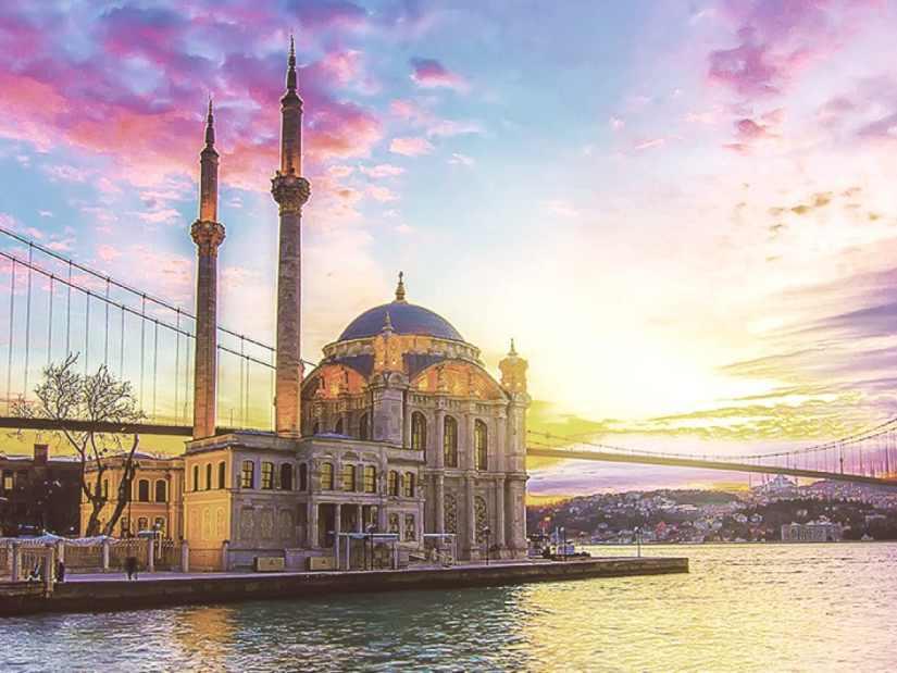 Bosphorus River in Istanbul