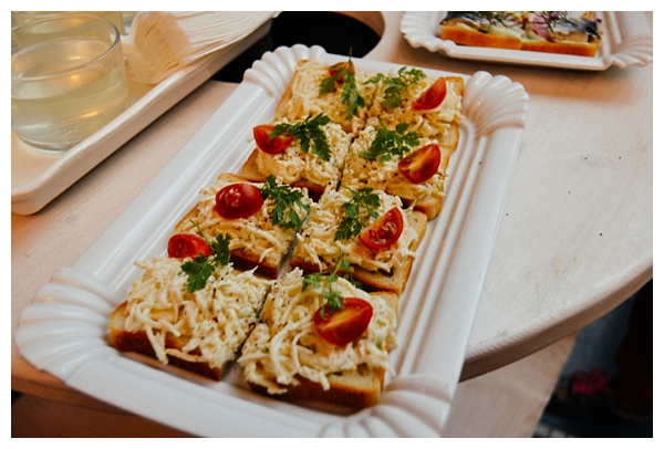 Chlebicky Open Sandwiches in Prague