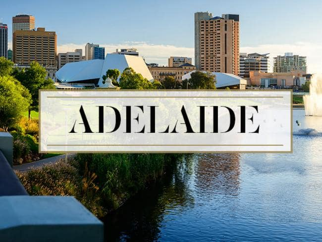 travel adelaide