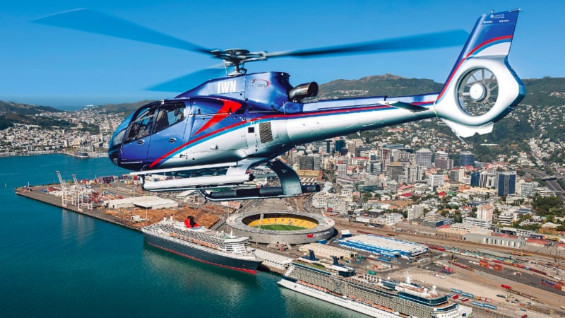 Helicopter Flight Experience in Wellington