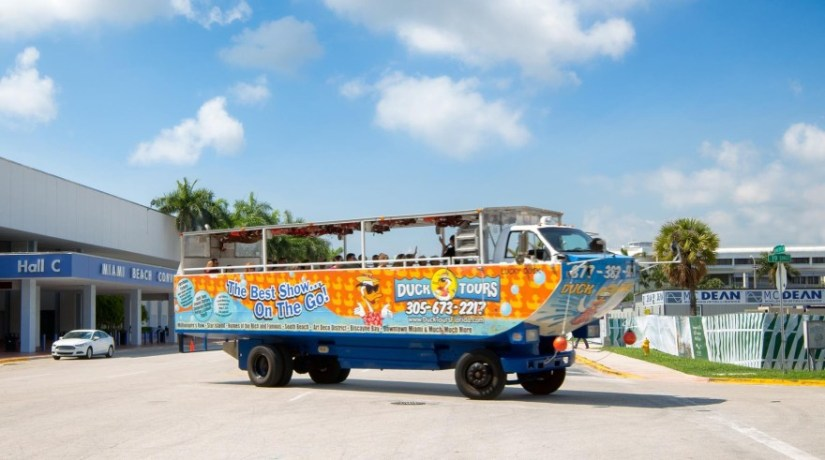 Duck Tour of Miami and South Beach