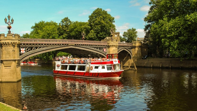 York Cruise for sightseeing