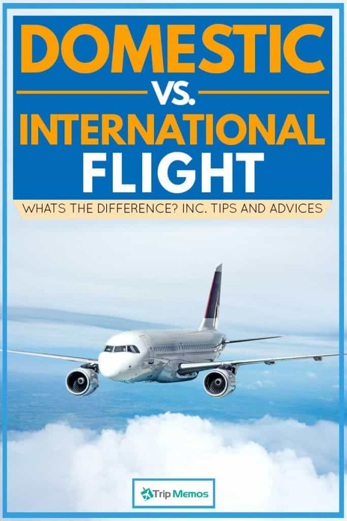 Difference Between Domestic And International : difference, between, domestic, international, Domestic, International, Flight:, What's, Difference?, [Inc., Advice], Memos