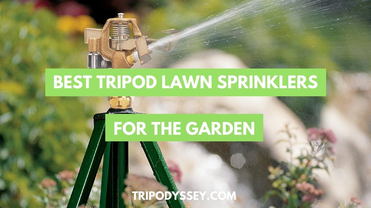 Best Tripod Lawn Sprinklers cover