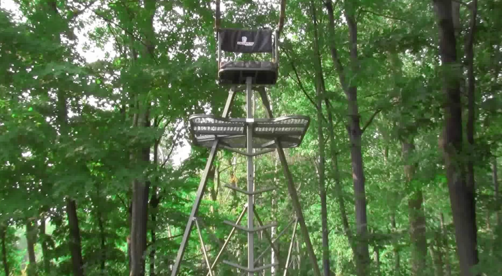 high chair deer stand folding japanese top 5 best tripod stands for and bow hunting tripodyssey being up higher gives a hunter multiple advantages whether using rifle or in my quest to find getting off the ground