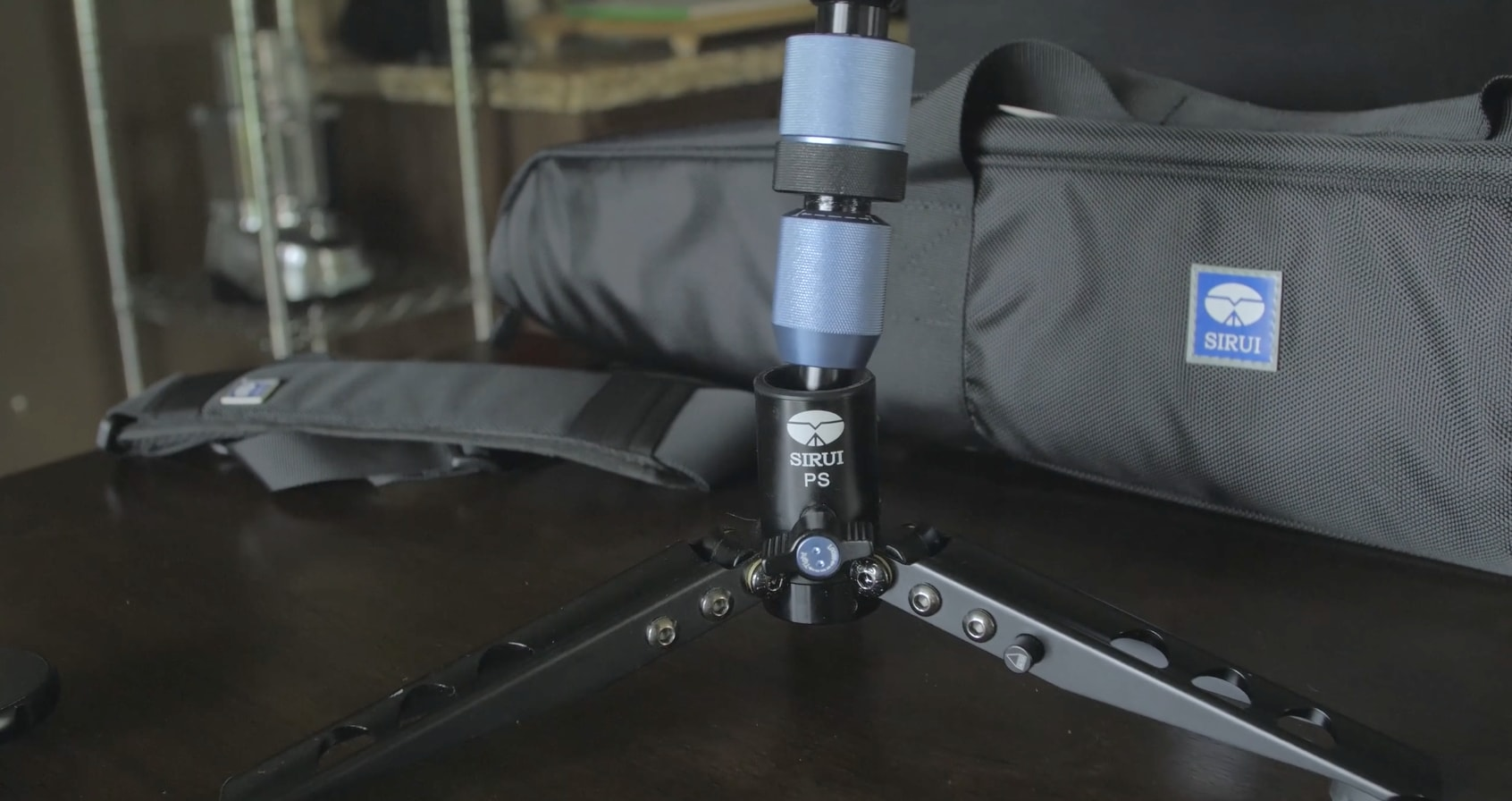 Sirui P-204SR P mini tripod legs