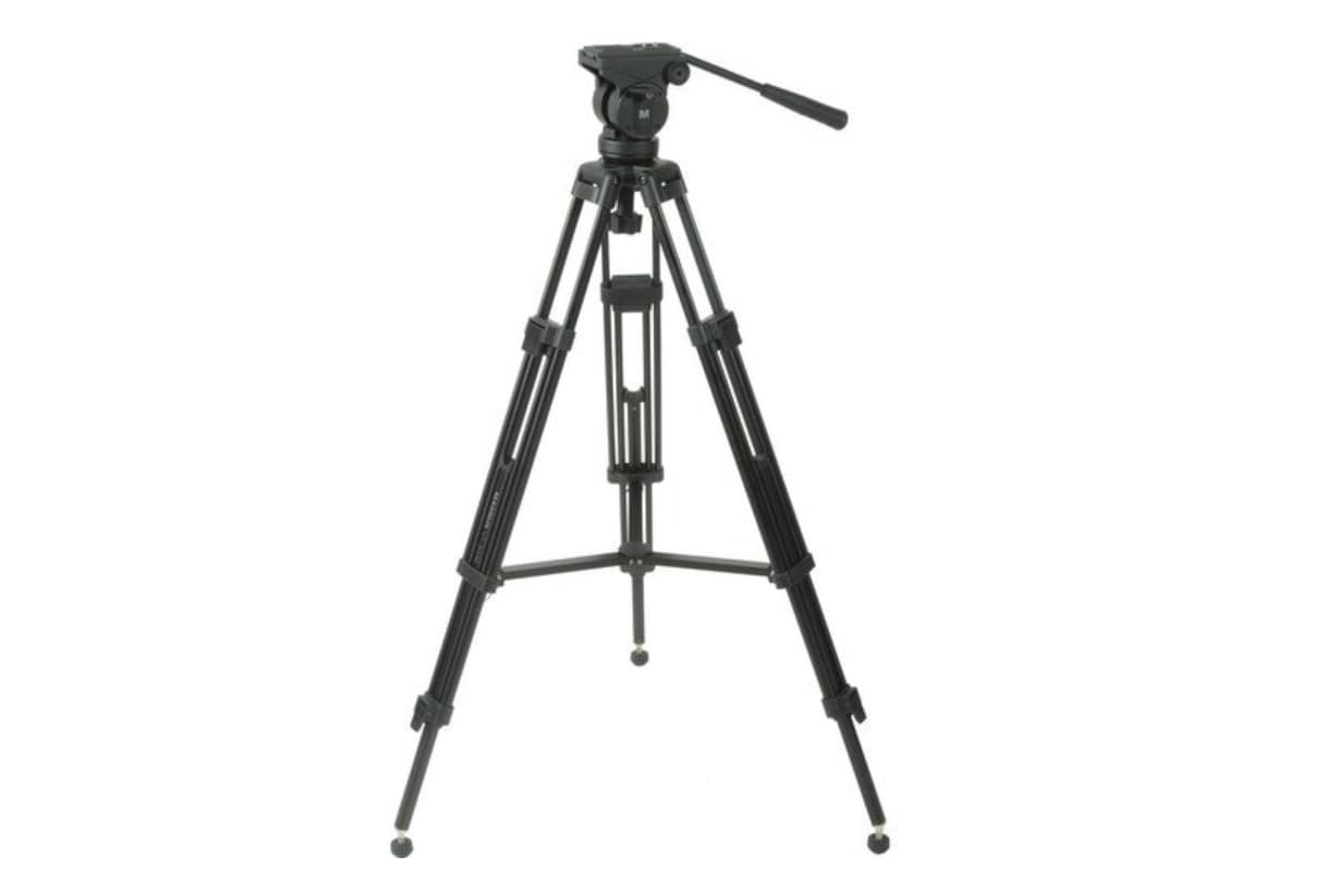 Magnus VT-3000 Professional Tripod System with Fluid Head