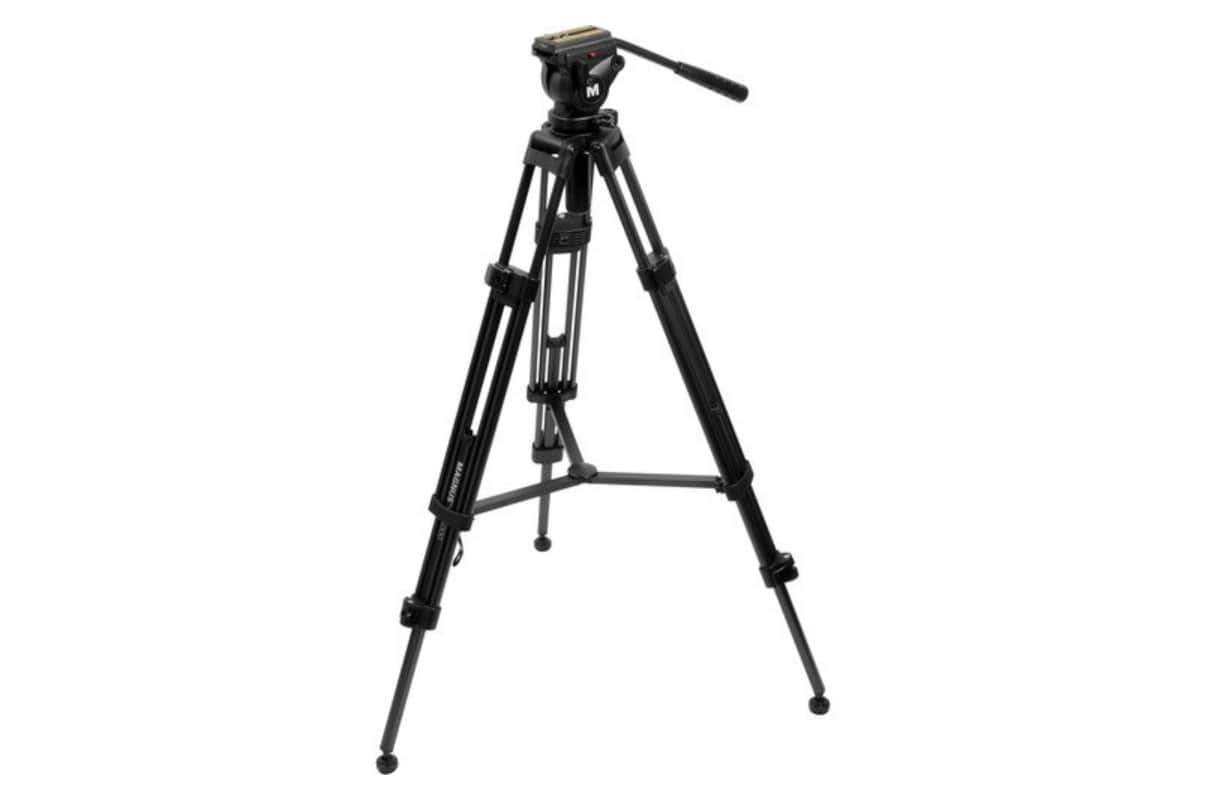 Magnus VT-4000 Professional Tripod System with Fluid Head