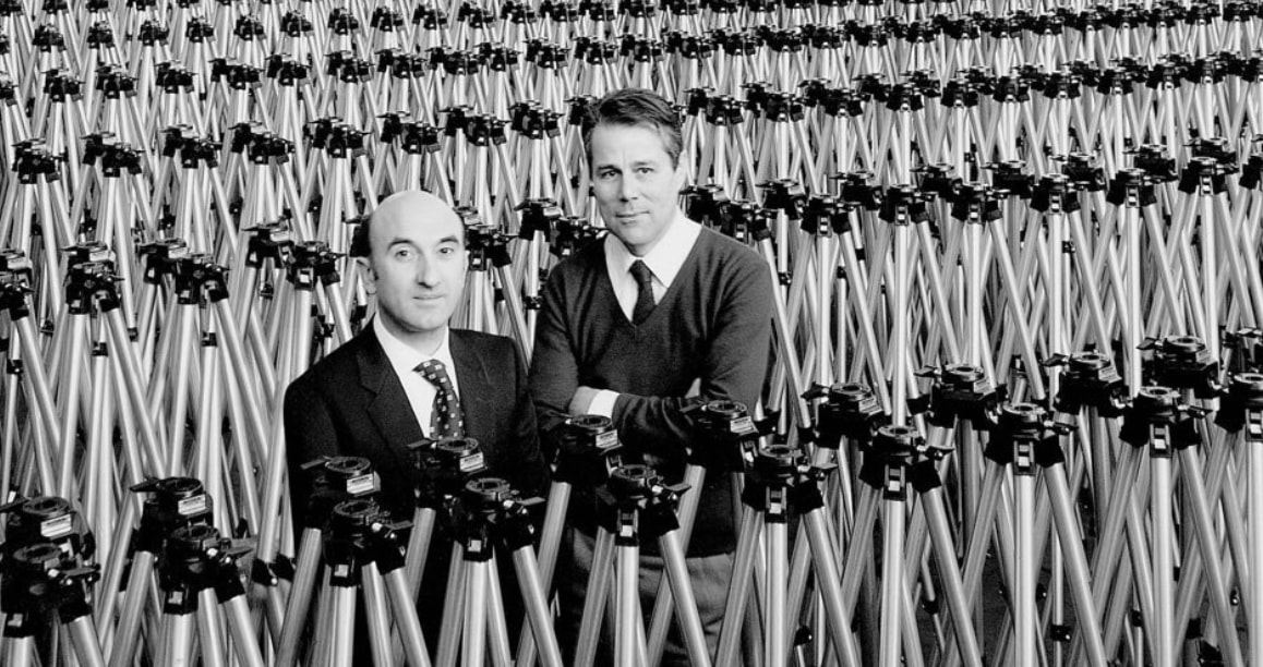 A brief history of Manfrotto