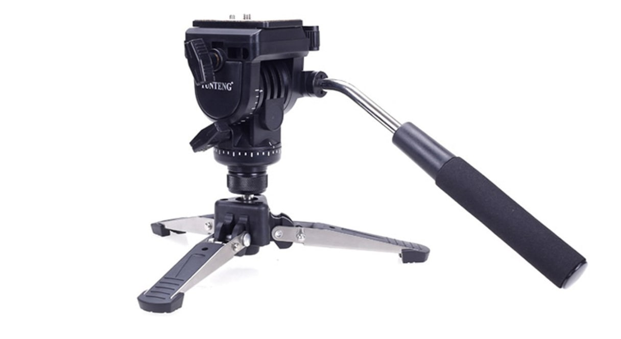 DIGIANT MP-3606 Professional mini legs fluid head