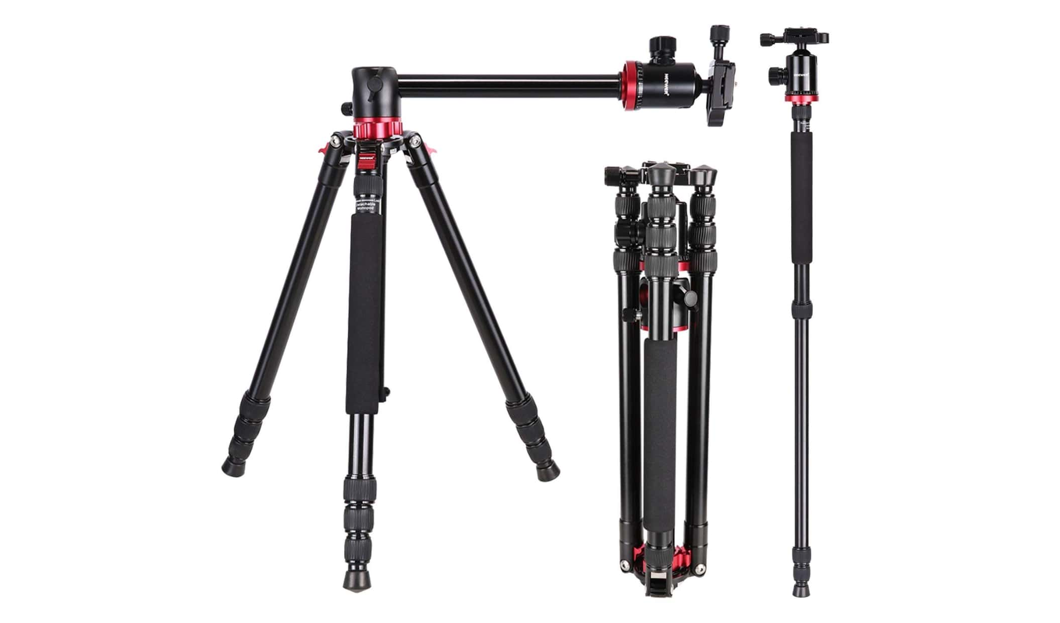 Neewer Tripod Monopod with Rotatable Center Column Review