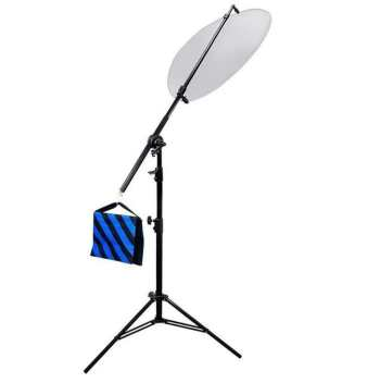 LimoStudio Photo Studio Lighting Reflector Arm Stand Reflector Stand Holder Boom Arm, AGG812 Review