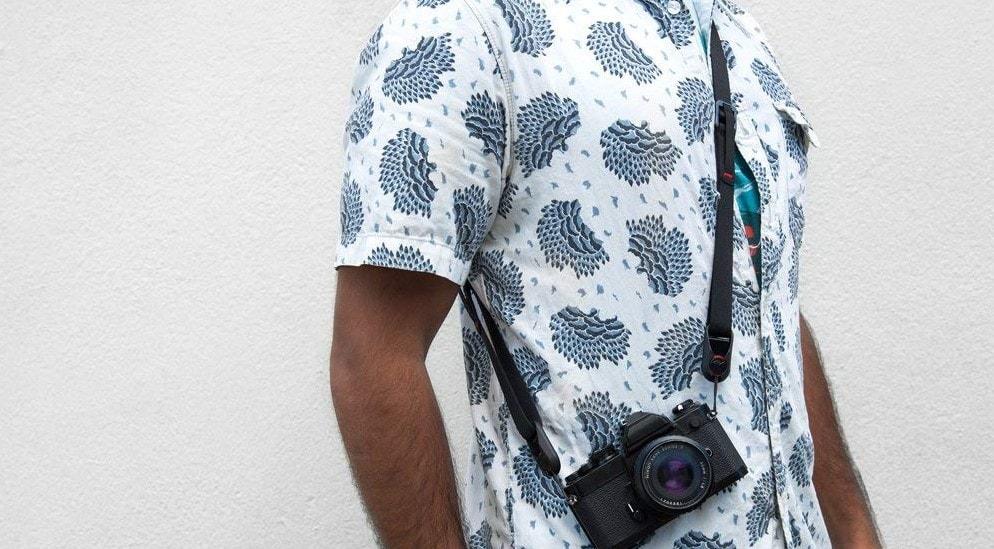 Peak Design Leash Camera Strap Black (L-BL-3) Review