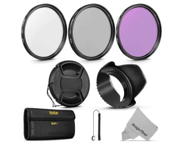 Goja 58MM Professional Lens Filter Accessory Kit Review