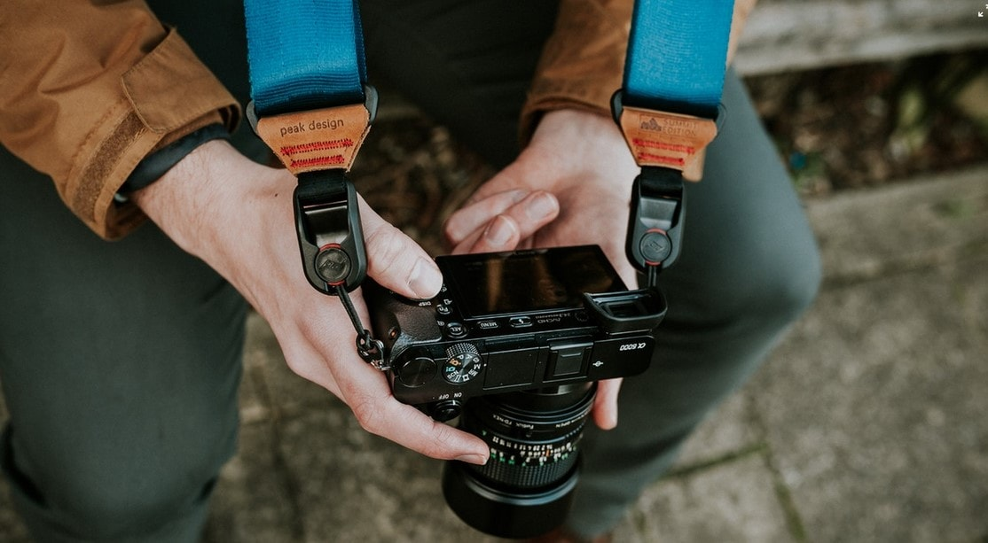 How I picked the best camera straps for mirrorless cameras