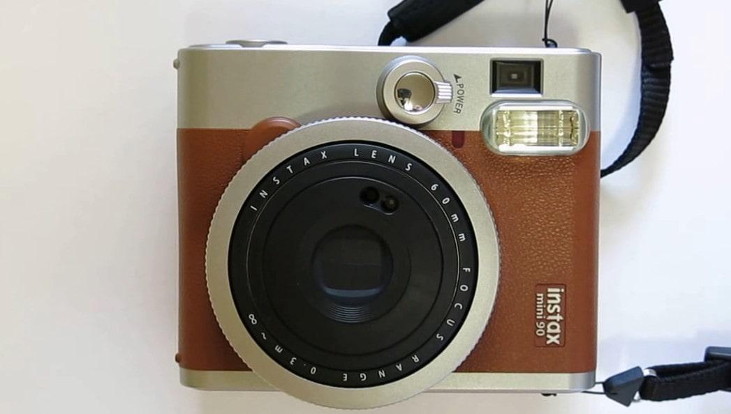 Fujifilm Instax Mini 90 Instant Film Camera Review