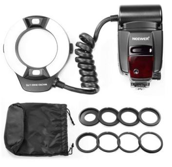 Neewer Macro TTL Ring Flash Light with AF Assist Lamp for Nikon I-TTL Cameras Review