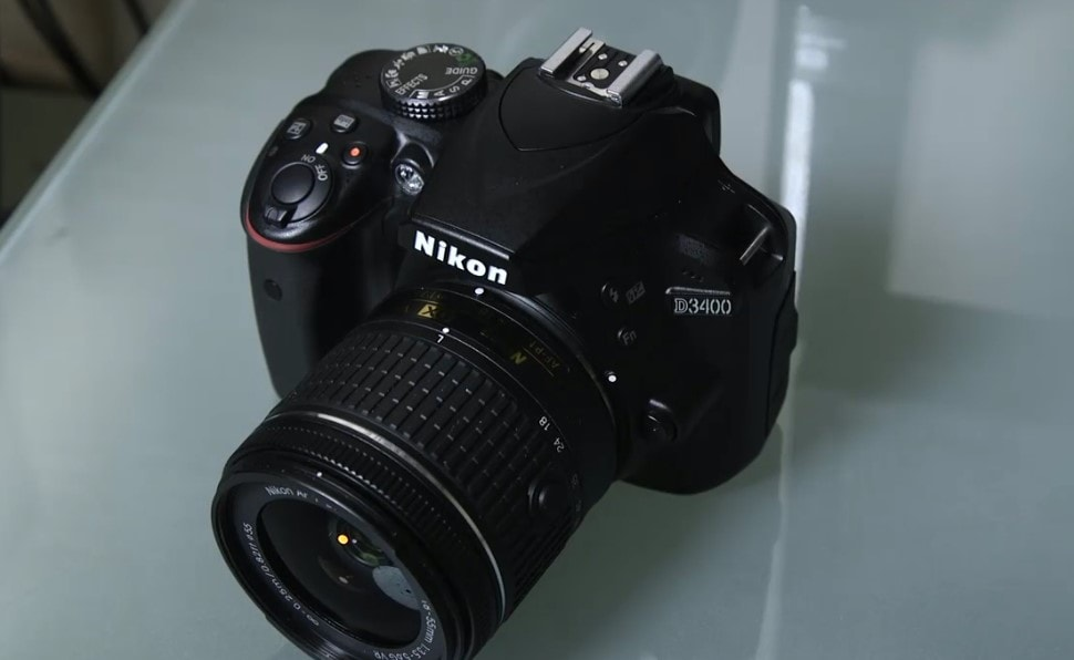 Nikon D3400 DSLR Camera with AF-P DX NIKKOR 18-55mm f/3.5-5.6G VR and AF-P DX NIKKOR 70-300mm f/4.5-6.3G ED Review