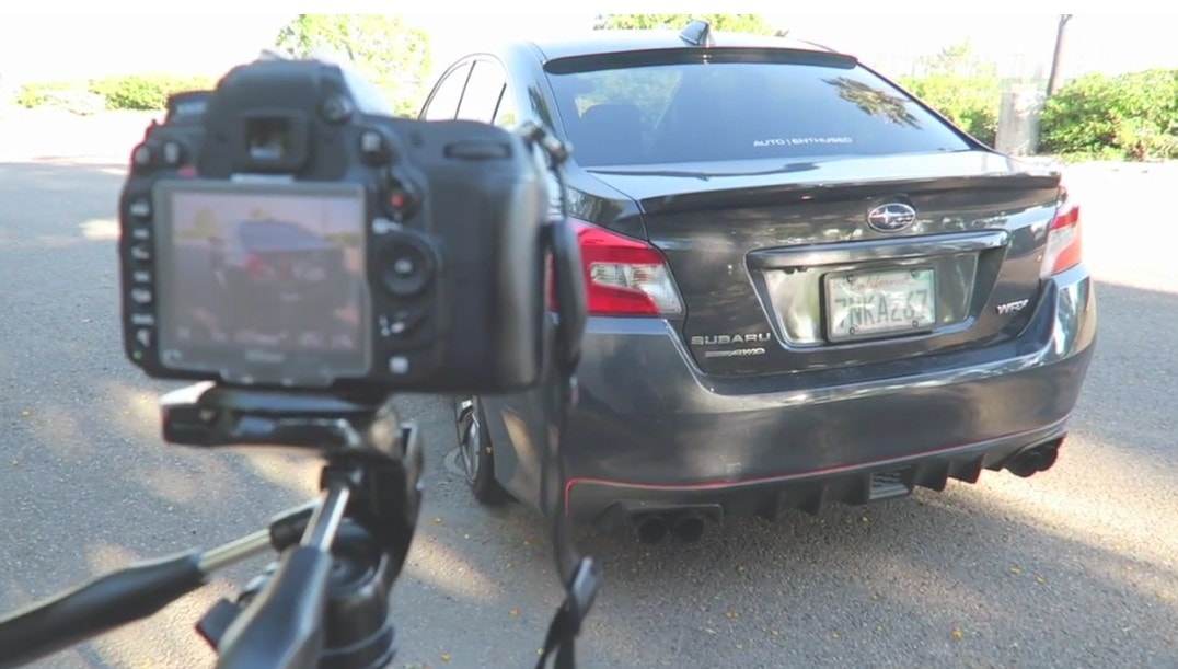 How I found the best cameras for car photography