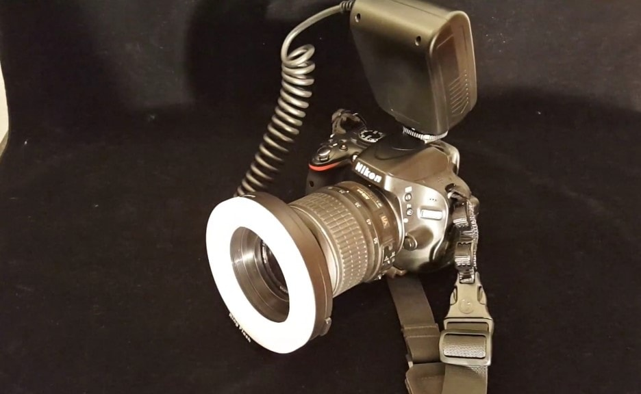 aa1cfbd36e1 Top 5 Best Ring Flashes For Macro, Portrait Photography & More! | TP