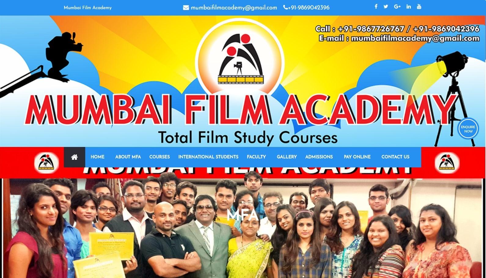 Mumbai Film Academy